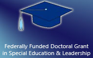 PhD Special Education Leadership Grant - Home