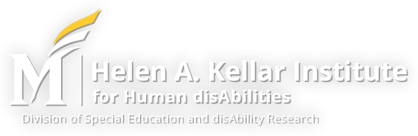 Helen A. Kellar Institute for Human disAbilities - George Mason University